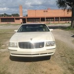 99 Cadillac deville golden edition