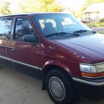 1991 Plymouth Grand Voyager $1400 obo. PW/PL call 787-242-15