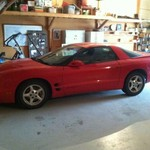 2002 Pontiac Firebird- Make Offer! Price Reduced!!!