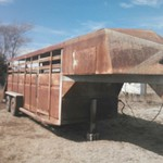 Hillsboro trailer for sale 1500.00