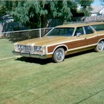 1973 Ford LTD Country Squire Station Wagon