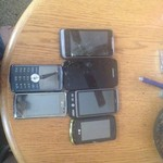 Broken nextech cell phones for sale