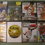 Playstation 2 games (lot)