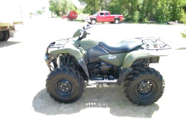 2009 suzuki 450 king quad four wheeler pioneer classifieds. Black Bedroom Furniture Sets. Home Design Ideas
