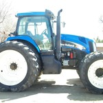 2004 Super Steer TG285 New Holland Tractor
