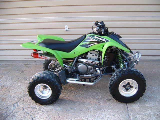 Kawasaki Kfx Four Wheeler Bing Images