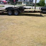 22' Quality 1/2 TIlt Trailer - Standard (Deluxe also avail)