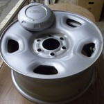 "17"" Ford Rims set"