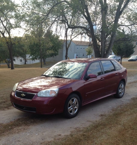 2007 chevy malibu maxx lt hatchback nex tech classifieds. Black Bedroom Furniture Sets. Home Design Ideas