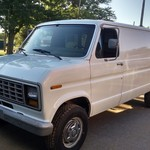 1988 Ford E250 (Need To Sell, Buying a House, Make Offer)