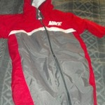 REDUCED! nike 6-9 mo wind suit