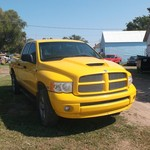2005 DODGE RAM RUMBLE BEE