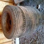 Trailer house tires