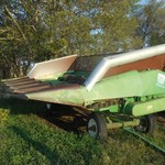 John Deere 653A Row Head