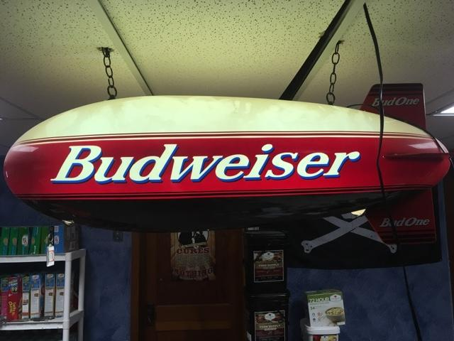 Budweiser Blimp Pool Light