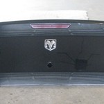 2010 Dodge Charger Trunk lid