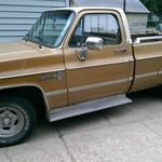 1982 Chevy Custom Deluxe 10 LOW MILES!