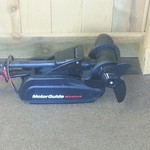 2014 TROLLING MOTOR-USED ONCE