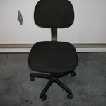 2 Adjustable Office Chairs