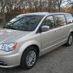 2014 TOWN & COUNTRY TOURING L 4 DOOR MINI VAN