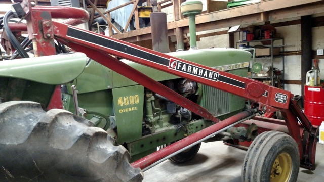 Farmhand F11 Loader - PTCI Classifieds