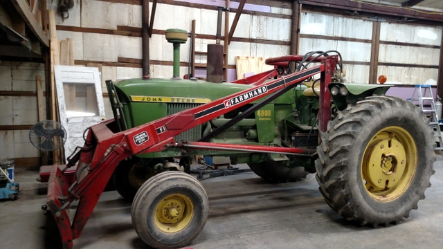 F11 Farmhand Loader For Sale | Autos Post