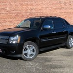11 Chevy Avalanche LTZ 4x4 Nav, roof, & heated & cooled seat