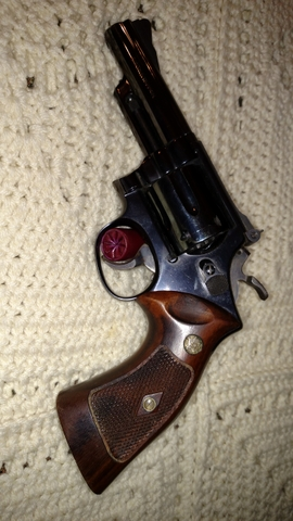 Smith amp Wesson K Frame