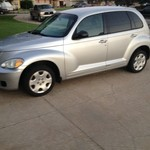 2008 Chrysler PT Cruiser- PRICE REDUCED