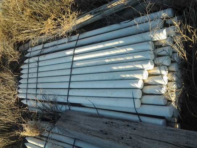 Fence Posts Recycled Plastic Nex Tech Classifieds