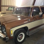 GMC 3+3 3500 Camper Special 1979 barn Find! Still smells new