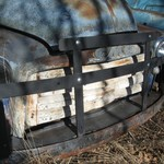 47-54 Chevy truck grille guard