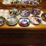 Fairy tale collector plates