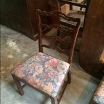 Duncan Phyfe Antique Chairs
