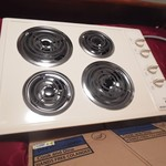 Kenmore Electric Cooktop