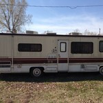1981 PaceArrow motor home