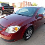 2007 Chevy Cobalt LT 2 door only 81,000 miles