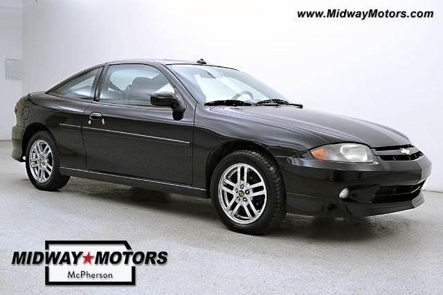 2004 chevy cavalier ls sport 129k nex tech classifieds for Midway motors used car supercenter mcpherson ks