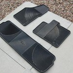 F250 Heavy Duty Floor Mats