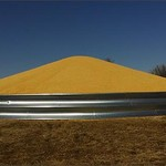Crop Circle - Temporary Grain Storage