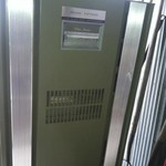 Sears Gas Furnace Heater for shop