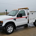 2008 Ford F350 Super Duty Service Truck