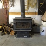Vogelzang Mountaineer Wood Stove