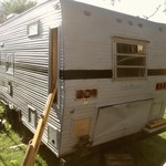1975 Twilight Bungalow fifth wheel camper