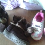 LITTLE GIRLS SHOES   REDUCED