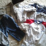 Baby Boy ( 0-6 months) Clothing