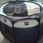NEW  PORTABLE PET PLAYPEN