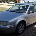 2000 VW Jetta - Good First School Car