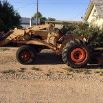 1959 Case Tractor