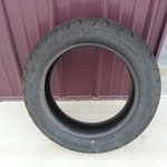 motorcycle tire (rear)